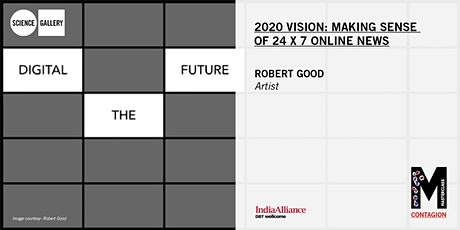 2020 Vision: Making Sense of 24/7 Online News| Masterclass tickets