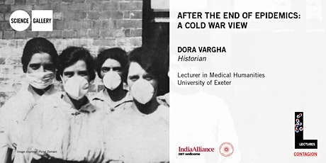 After the End of Epidemics: A Cold War View | Lecture & Tutorial tickets