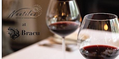 Nautilus Winemaker Dinner at Bracu Estate tickets