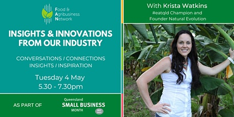 FAN Special Event: Insights and Innovations from our Industry Evening tickets
