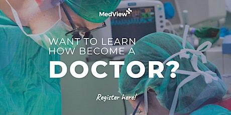 Get Into Medical School | Brisbane ingressos