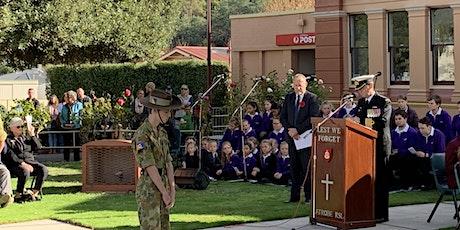 Latrobe ANZAC Day Citizens Commemorative Service tickets