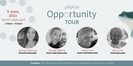 Plexus Opportunity Meeting - North Lakes tickets