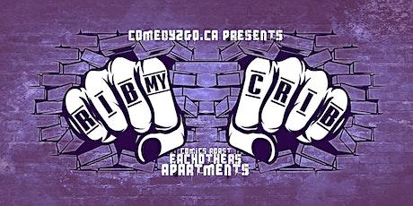 Comedy2Go presents: RIB my CRIB   Online Comedy Show tickets