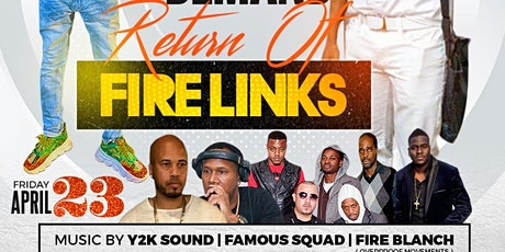 THE RETURN OF FIRE LINKS tickets