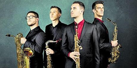 KEBYART meets....ESMUC Saxophone ensemble entradas