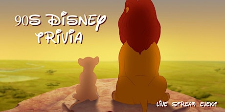 90s Disney Trivia (Online) - $100s in Prizes & Costume Contests! tickets