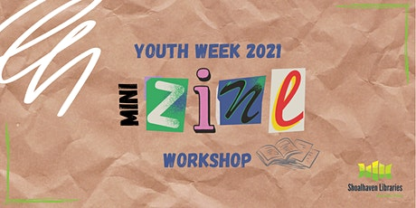Zine Workshop for Teens - Sanctuary Point Library tickets