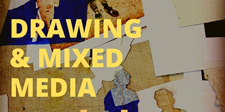 DRAWING WORKSHOP (drawing & mixed media) tickets