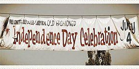 Ojai  4th of July Celebration  but on July 3rd tickets