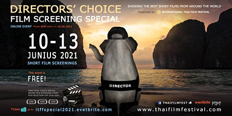 FILM SCREENINGS - Directors' Choice Special by ITFF tickets