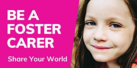FREE Foster Care Webinar Info Session - Tasmania tickets