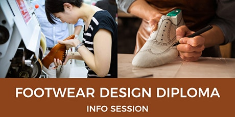 TaF.tc's Footwear Diploma Info Session tickets