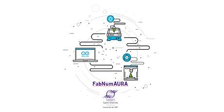 Réunion d'information FabNumAura billets