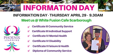 Tribe NDIS Information Morning tickets