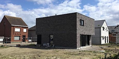 Nieuwbouwzondag 25 april 2021 |  Bouwen in Oostnieuwkerke tickets