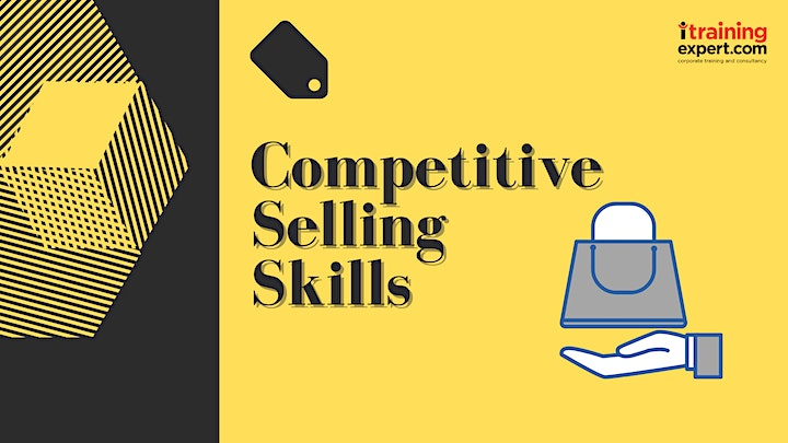 Competitive Selling Skills image