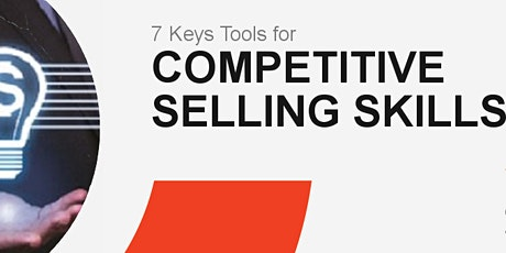 Competitive Selling Skills tickets
