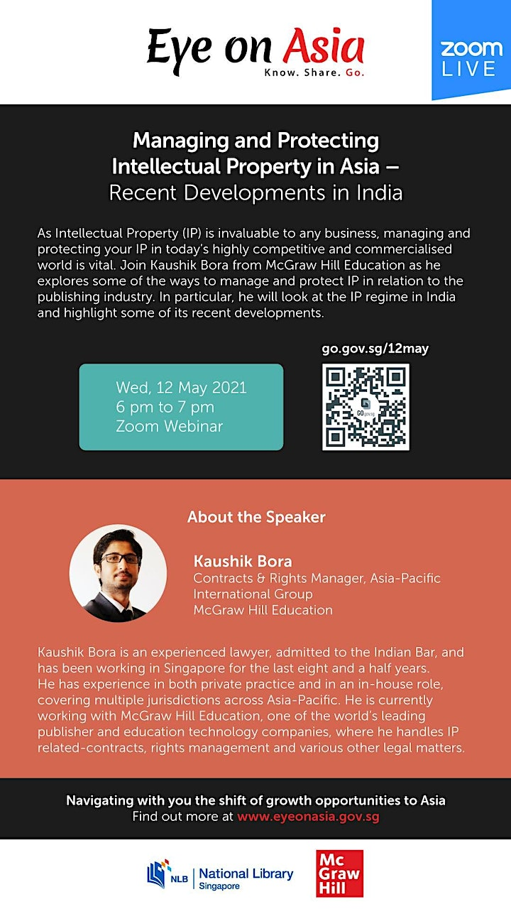 Eye on Asia: Managing and Protecting Intellectual Property in Asia image