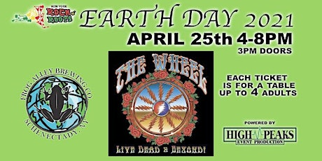 THE WHEEL @ FROG ALLEY BREWING tickets