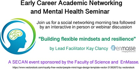 Supporting ECR mental health - Networking & Resilience Seminar (En masse) tickets