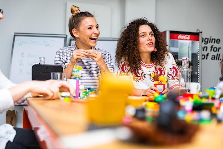 Lego® Serious Play® Lunch Teaser: Bild