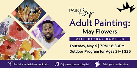 Adult Painting: May Flowers tickets
