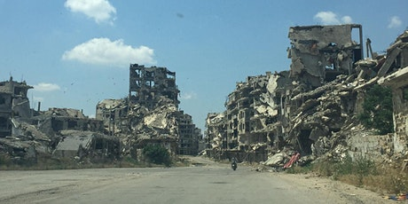 Urbicide in Syria: The Deliberate Destruction of a Built Environment tickets