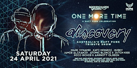 One More Time - A Daft Punk Celebration tickets