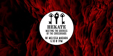 Hekate: Meeting the Goddess of the Crossroads tickets