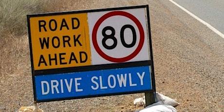 Regional Roadworks Signage Review - Information Session (Karratha/Dampier) tickets