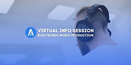 Virtual Info Session: Electronic Music Production Certificate tickets