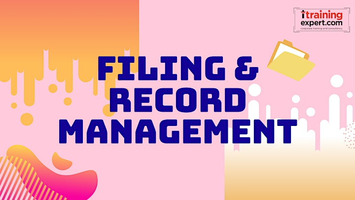 Filing and Records Management image