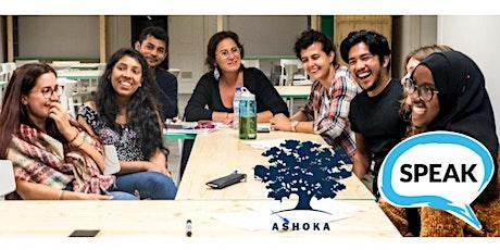 Diversity Workshops | SPEAK e Ashoka biglietti