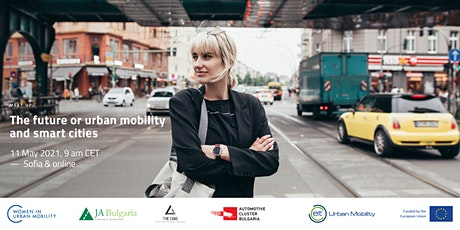 The Future of Urban Mobility and Smart Cities tickets