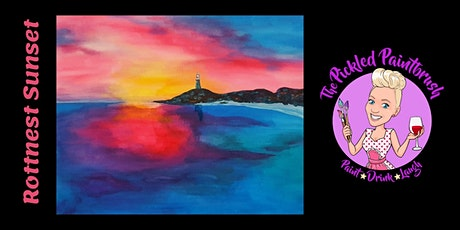 Painting Class - Rottnest Sunset - May 29, 2021 tickets