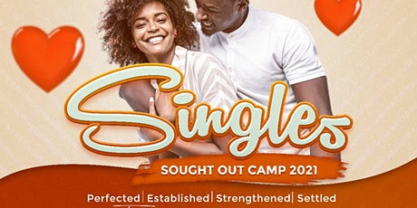 Singles' Sought-Out Camp 2021 tickets