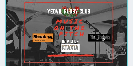 Music on the Pitch in Aid of Ataxia tickets
