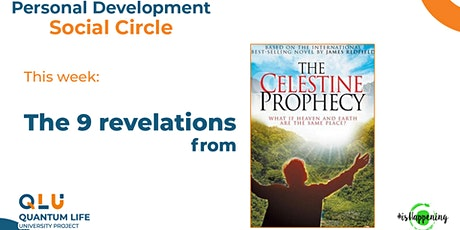 P. Development ☯ S. Circle — The 9 revelations from The Celestine Prophecy tickets