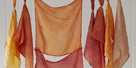 The Colour Red - with Natural Dyes tickets