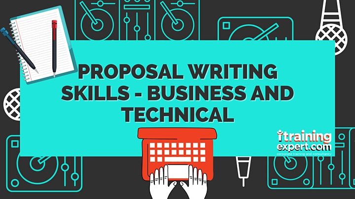 Proposal Writing Skills - Business and Technical image