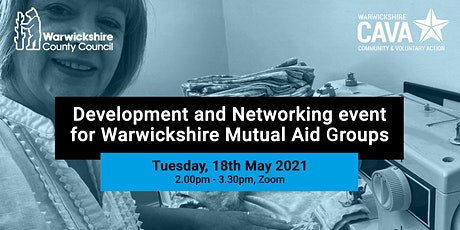 Development and Networking event for Warwickshire Mutual Aid Groups tickets