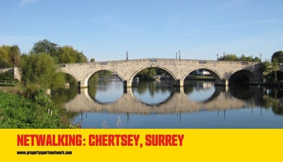 NETWALKING CHERTSEY: Property & Construction networking in aid of LandAid tickets