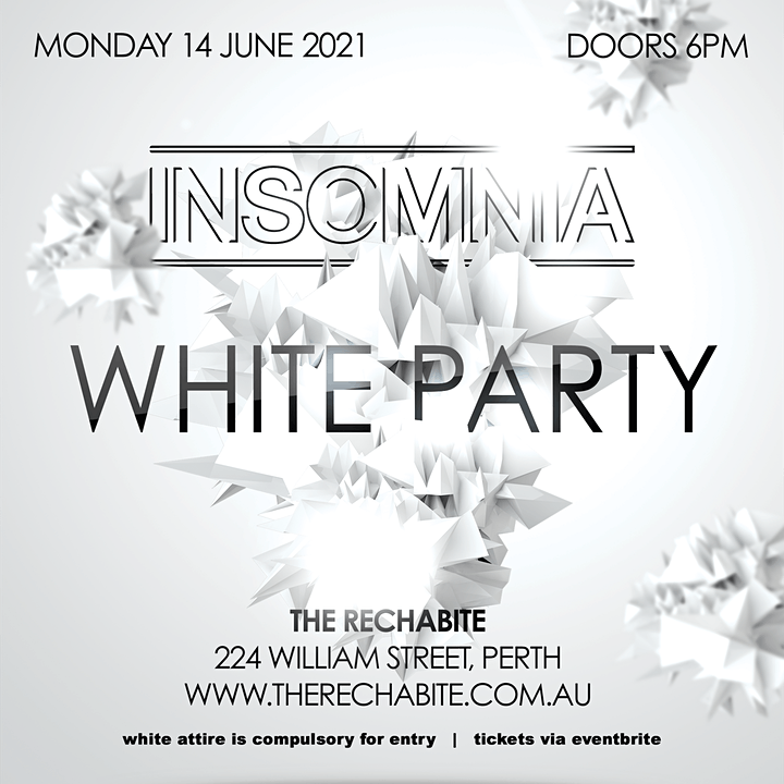 Insomnia Industry Ball 2021 image