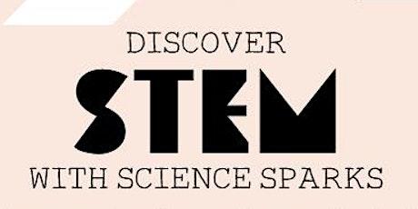 Discover STEM Y3-Y6 tickets