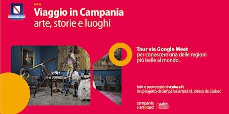 Viaggio in Campania |  Napoli, Napoli. Di lava, porcellana e musica biglietti