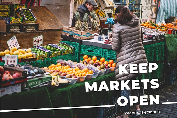 Network Meeting for Oxfordshire Farmers' & Community Markets image