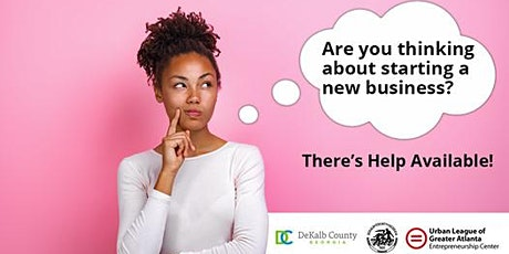 DeKalb County  Small Business  Start Up Accelerator  INFO SESSION tickets