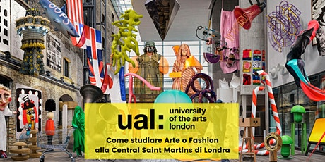 University of the Arts London - Come studiare alla Central Saint Martins? biglietti