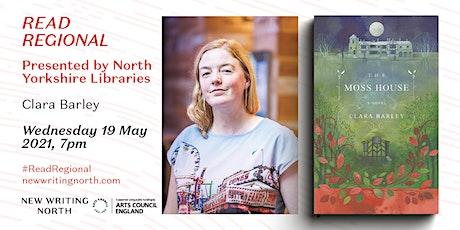 Read Regional 2021: Meet the Author - Clara Barley tickets